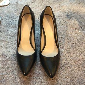 Cole Haan classic black heel